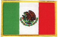 Patch - Flag - Mexico