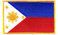 Patch - Flag - Philippines