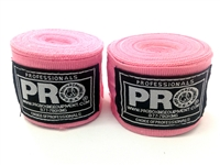 Pro Boxing Hand Wraps - Pink