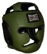 Ring to Cage Sparring Headgear - chin & cheek
