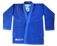 "Senso ""The Academy Gi"" - Blue"