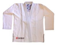 "Senso ""The Academy Gi"" - White"