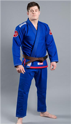 Scramble Athlete 3.0 Jiu Jitsu Gi - Blue