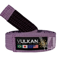 Vulkan Adult BJJ Belt - Purple