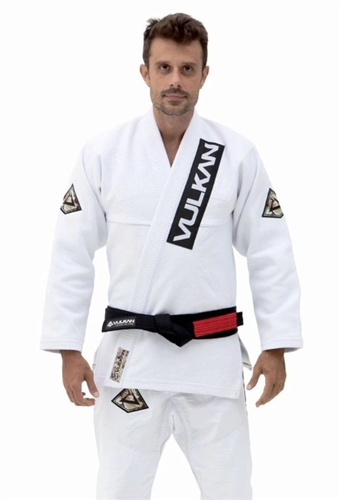 BJJ Gi Mens Kids Brazilian Jiu Jitsu Suit Jujitsu Uniform Adult Youth White