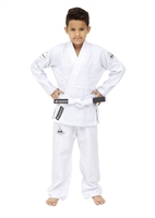 PRO EVOLUTION KIDS Jiu-Jitsu Gi White