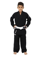 PRO EVOLUTION KIDS Jiu-Jitsu Gi Black