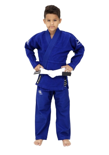 PRO EVOLUTION KIDS Jiu-Jitsu Gi Blue