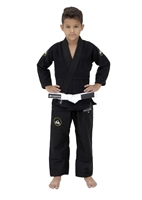 ULTRA LIGHT NEO KIDS Jiu Jitsu Gi - Black