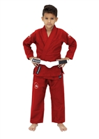 ULTRA LIGHT NEO KIDS Jiu Jitsu Gi - Red