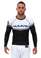 Vulkan Rashguard Competition Long/Sleeve Black