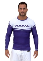 Vulkan Rashguard Competition Long/Sleeve Purple