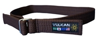 Vulkan Street Wear Jiu-Jitsu Belt - Brown