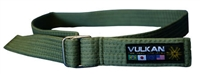 Vulkan Street Wear Jiu-Jitsu Belt - Green