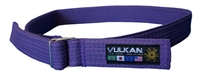 Vulkan Street Wear Jiu-Jitsu Belt - Purple