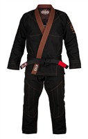 Venum Absolute Gorilla BJJ Gi - Black/Brown