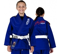 "Venum ""Challenger 2.0"" Kids BJJ Gi - Royal Blue"