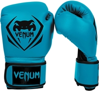 "Venum ""Contender"" Boxing Gloves - Blue"