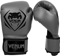 "Venum ""Contender"" Boxing Gloves - Grey"