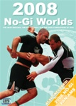 2008 No Gi Worlds and No Gi Pan Ams 3 DVD Set