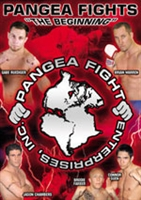 Pangea Fights: The Beginning DVD