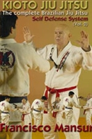 Kioto Jiu-jitsu Self Defense DVD 2 with Francisco Mansur