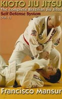 Kioto Jiu-jitsu Self Defense DVD 1 with Francisco Mansur