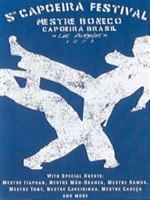 5th Capoeira Festival DVD with Mestre Boneco in Los Angeles