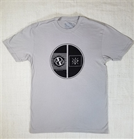 JJPG T-shirt - Element - Light Grey with Black Print