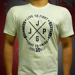 JJPG Live to Fight - Natural Navy