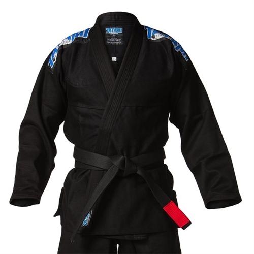 Black Tatami Fightwear Nova Basic Spats